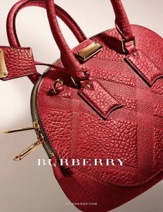 Burberry – Fall Winter 2014