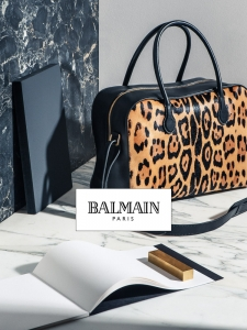 Balmain – Fall Winter 2014